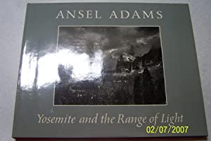 Yosemite and the Range of Light; SIGNED