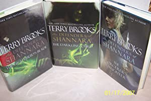 The Defenders of SHANNARA; Three Volumes