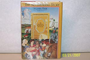 The Neverending Story (English and German Edition): Ende, Michael; Manheim,