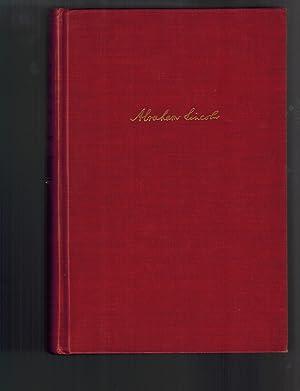 ABRAHAM LINCOLN, THE PRAIRIE YEARS AND THE: CARL SANDBURG