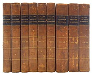 The Life of Napoleon Buonaparte, Emperor of: Scott, Sir Walter]