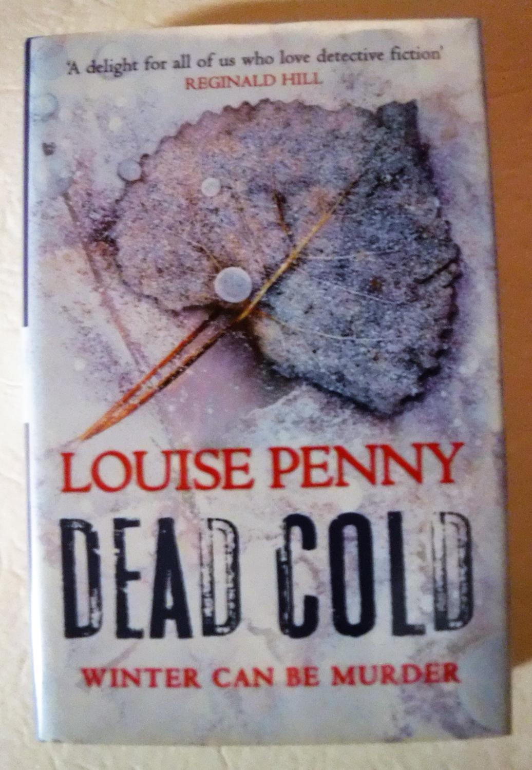Dead Cold Penny, Louise Fine Hardcover