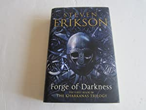 Forge of Darkness: Malazan Novel the Kharkanas Trilogy 1