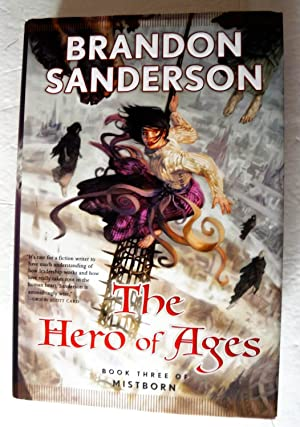 The Hero of Ages: Sanderson, Brandon