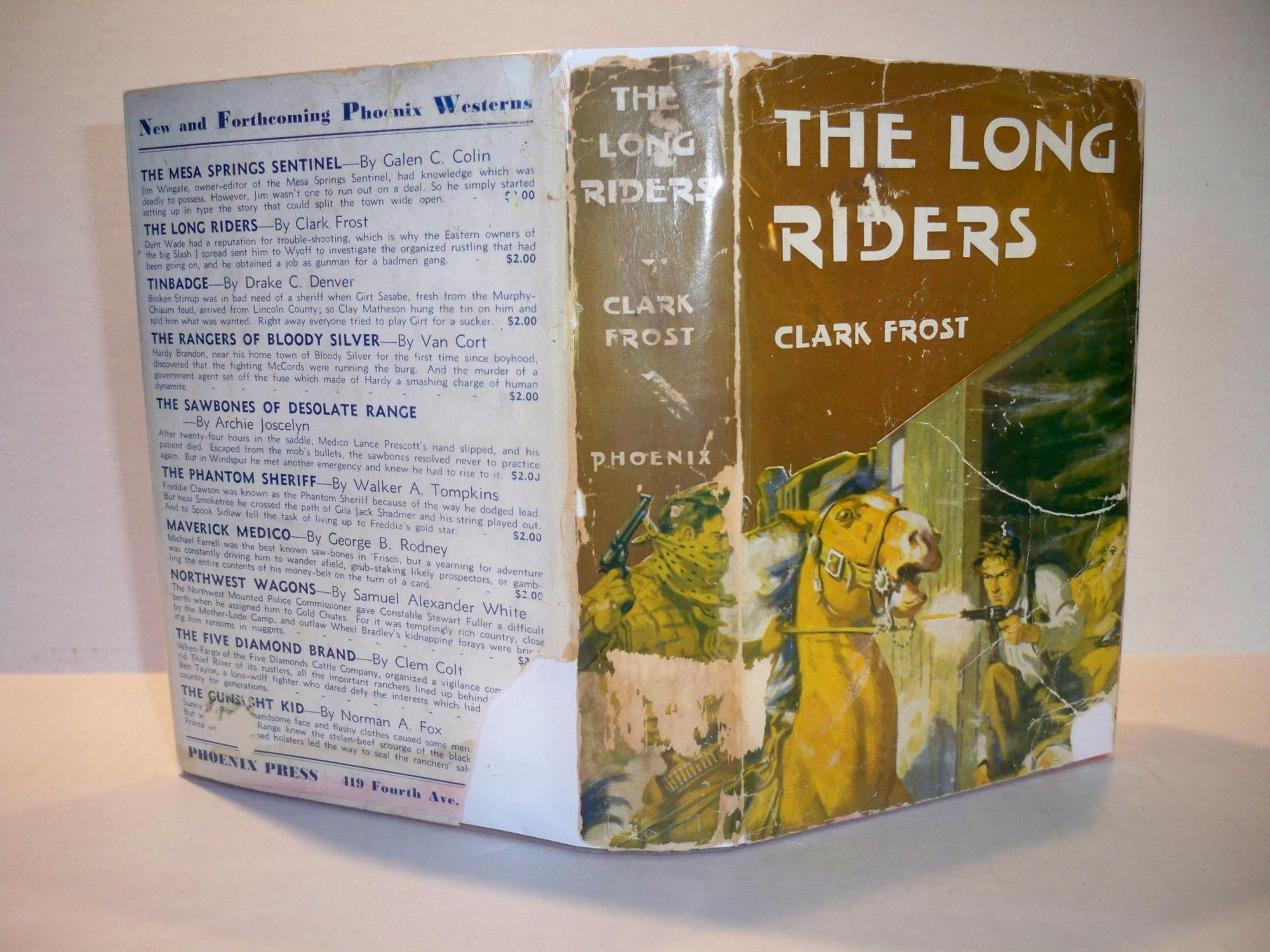 The Long Riders Clark Frost