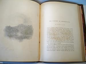 Home Authors and Home Artists; or, American SCenery, Art, and Literature: Washington Irving, J. ...