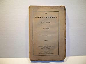 The North American Review No.LXXXI October, 1833: O. W. B.