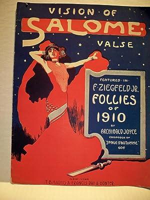 Vision of Salome: Archibald Joyce