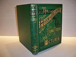 The Horn of Plenty of Home Poems: Louisa M. Alcott,