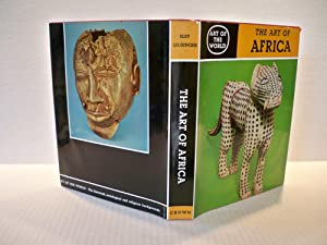 Africa The Art of the Negro Peoples: Elsy Leuzinger translated