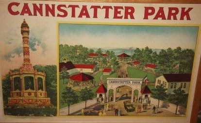 [Poster] Cannstatter Park