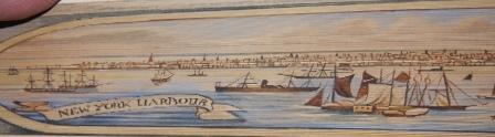 [Fore-Edge Paintings] Knickerbocker's History of New York: A History of New York from the ...