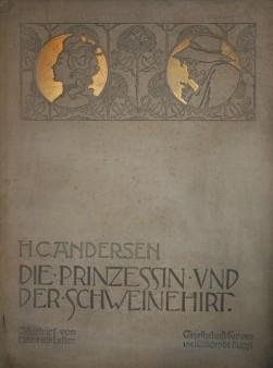Die Prinzessin Und Der Schweinhirt Andersen, Hans Christian