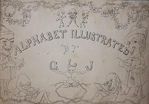 Alphabet Illustrated: G.L.J.