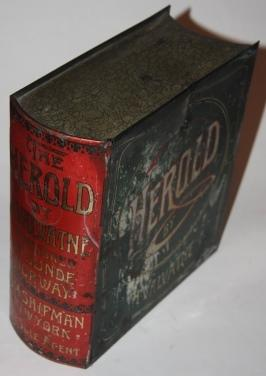 Faux Book] [Tin Box] The Herold by