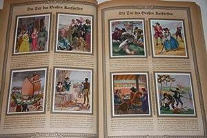 Deutsche Kulturbilder. Detusches Leben in 5 Jahrhunderten 1400 - 1900: Bruhn, Wolfgang