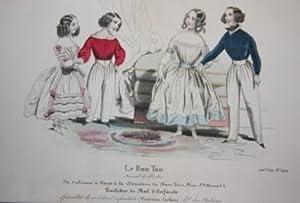 Modes de Paris (Two Volumes) Petit Courrier des Dames; Bon Ton
