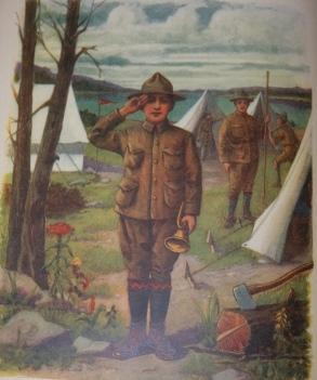 The Boy Scout ABC: HK