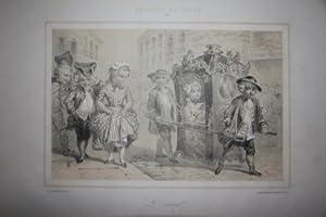 Defauts et Vices: Montaut, Henri de. Lithographers: Berr. Haguental and Fagonde.