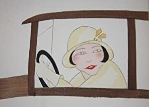 Les Marchandes de Plaisirs: May Wanda, artist. Preface by Francis Carco