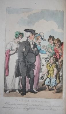 The Vicar of Wakefield: Goldsmith, Doctor Oliver. Illustrations by Thomas Rowlandson