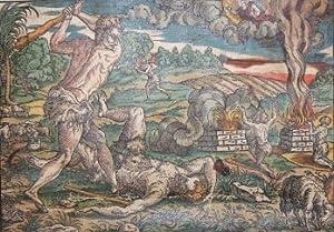 Bible] Biblia Das is, Die gantze Helige Shrifft Teutsch: Sampt angehenckter Erklarung aller ...