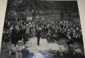 Photo Album] Souvenir 5th November 1920 The Willows Windsor