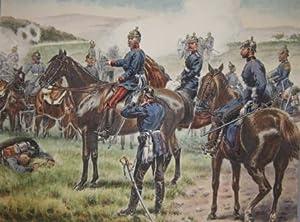 Das Preussische heer unter Koenig Wilhelm I. 1870/1871.: Guentter, A.