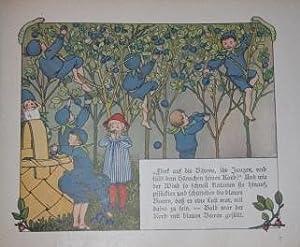 Hanschen in Blaubeerenwald: Brandt, Karlten. Illustrations by Elsa Beskow