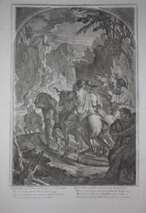 La Vie De St. Bruno: Fondateur De L'Ordre Des Chartreux Peinte Au Cloistre De La Chartreuse De...