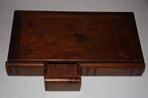 Faux Book] Georgian Trick Lock Box