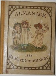Almanack for 1885: Greenaway, Kate