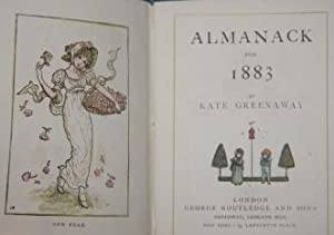 Almanack for 1883: Greenaway, Kate