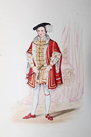 The Civil Costume of England from the Conquest to the Present Time: Martin, Charles