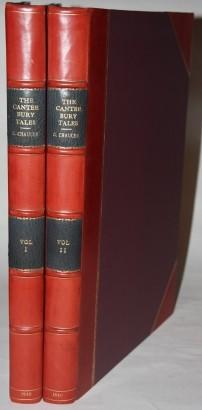 The Canterbury Tales of Geoffrey Chaucer Together with a Version in Modern English Verse By William...
