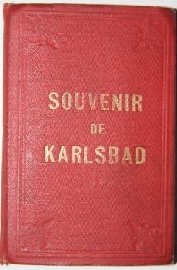Souvenir de Karlsbad