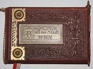 Dance Card or Carnet du Bal] Ball der Stadt Wien 7 Februar 1892