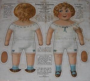 Imperial Granum Doll