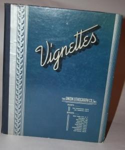 Vignettes. The Union Lithograph Co., Inc.