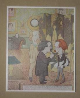 Rossetti and His Circle: Beerbohm, Max