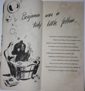 Adventures of Benjamin F. Bear