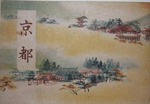 Souvenir Booklet of Japanese Colorized Photos, circa 1930