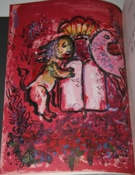 The Jerusalem Windows: Chagall, Marc. Text and notes by Jean Leymarie
