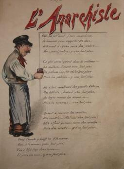 French Manuscript Collection of Song Lyrics and Watercolored Illustrations and Vignettes