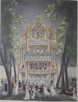 The Amusements of Old London (Two Volumes) With Twleve Illustrations from Contemporary Sources, All...