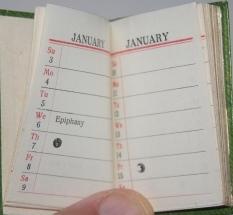 Date Book 1932