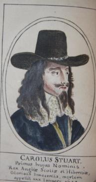 Tragicum Theatrum Actorum, Casuum Trigicorum Londini Publice celebratorum, Quibus Hiberniae Proregi...