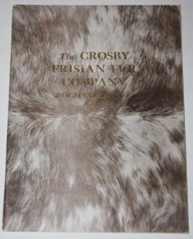 The Crosby Frisian Fur Company Rochester, N.Y.