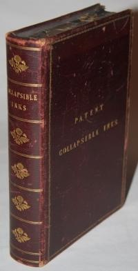 Faux Book] Patent Collapsible Inks