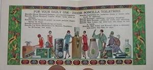 Miniature Boncilla Trade Catalogue/Promotion